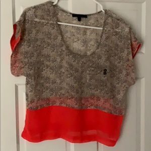 Lucca Couture top, size Small.